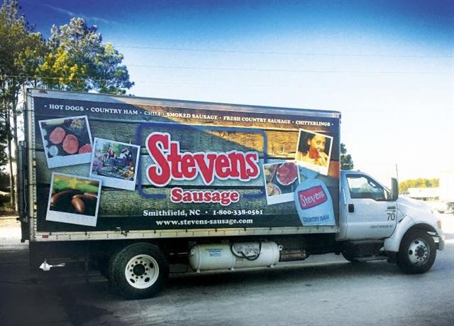 Photo: Stevens Sausage