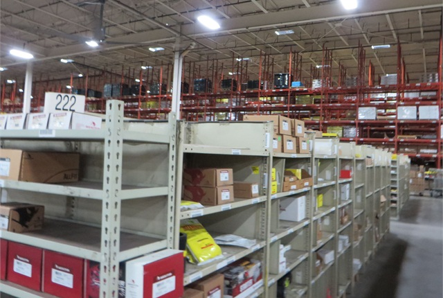 Back orders are given priority at the PDC. Receiving clerks are tasked with processing those orders as quickly as possible. The team has two hours to get parts for unit down orders to the unit down area for quick shipment to the customer.