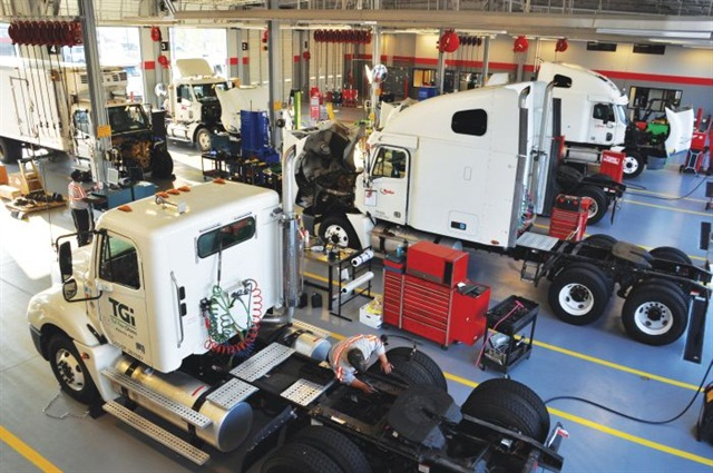 Automotive Repair Shops >> 5 Ways to Improve Shop Productivity - Articles - Aftermarket - Articles - TruckingInfo.com