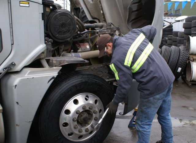 Retorquing is an oft-overlooked but vital part of tire and wheel maintenance program.