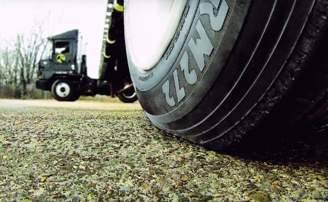 Scrubbing and curbing may be the biggest killer of trailer tires. A few extra dollars spent to guard against those threats is money well spent. Photo: Tom Berg