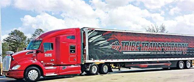 Photo: Tribe Transportation