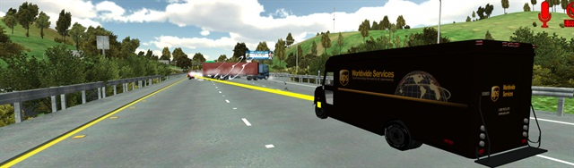 Less than a year after adding driver simulators to supplement its extensive driver training program, UPS saw a 38% reduction in crashes.
