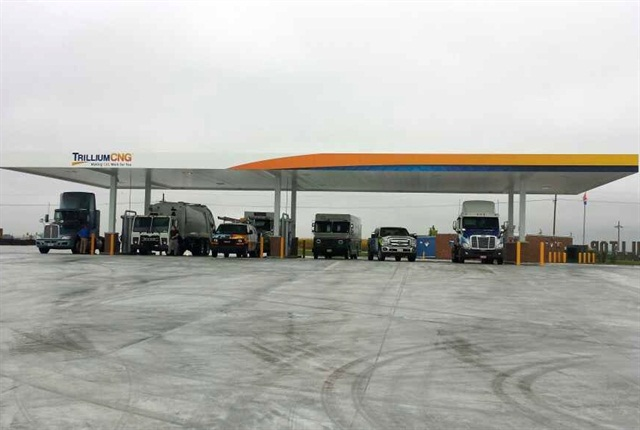 "CNG distributors often rely on a large ""anchor"" fleet to build start-up volumes in an area. Other business soon follows, once fuel availability is established."