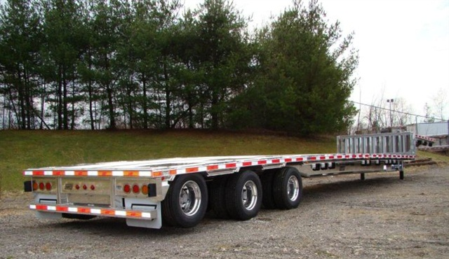 Drop Axle Weights For Tractor Trailers : Six axles and pounds will it fly article