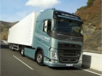 European truck editors tried out the new transmissions on demanding