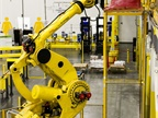 Robots and information technology are transforming the way warehouses