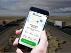 Truckloads is a freight-matching app from Trucker Path. Photo: Trucker