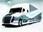Daimler's SuperTruck broke 12 mpg without any really advanced