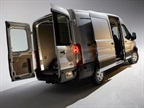 Ford says its full-size Transit became America's best-selling