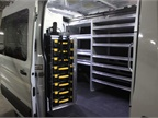 Caseco Truck Body offers commercial van storage solutions through