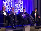 "Big data, telematics, and the ""internet of trucks"" were discussed by a panel at the Canadian Fleet Maintenance Summit. Photo via Today's Trucking."