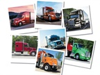 Production cutbacks should reduce heavy truck inventories, but are