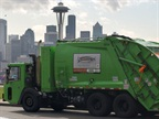 <p>CNG truck operated by CleanScapes in Seattle.</p>