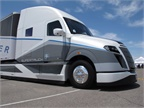 Daimler's SuperTruck was the second project completed. It was