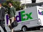 FedEx touts its Ground delivery to small e-commerce businesses, noting