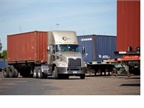 At regional intermodal carrier BarOle Trucking, a