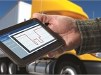 Depending on whether an owner-operator is running a single truck or a small fleet, the fleet management software options available on most devices may or may not be needed. Photo: J.J. Keller
