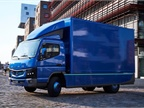 Mitsubishi Fuso Truck of America describes the powertrain of the new