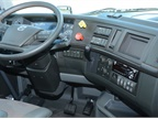 Contemporary styling surrounds the VNR driver. It's still a