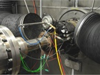 Meritor's NVH dyno in Cwmbran, Wales, measures and charts the