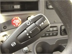 Stubby selector lets driver choose Automatic or Manual modes and