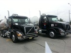 Steve Rush runs Carbon Express sleeper-less to up truck capacity and
