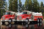 Bendix ESP will be available on select Kenworth medium-duty models, such as T370 Fire Tankers.
