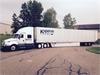 Kuperus Trucking says tractor tandem skirting, longer trailer skirts