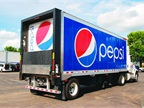 PepsiCo is moving to specially spec'd dry van trailers,