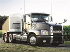 Mack's new Anthem highway tractor is available in several