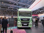 At the IAA Commercial Vehicles Show in Germany, exhibitors talked up