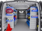 With a variety of shelving and module storage options, the SmartSpace