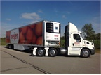 Meijer Logistics runs all SmartWay-compliant tractors and trailers in