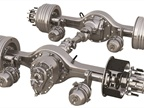 Meritor 14X HE high-efficiency tandem axle