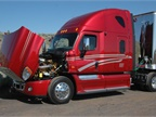 This 2008 Cascadia was the first of the generation. The similarities