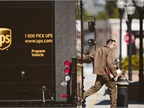 UPS is among the companies that are committed to exploring alternative fuels and drivetrains. Photo: UPS