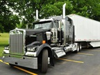 "Kenworth's bold and unapologetic limited-edition ""large"