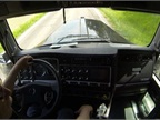There's no view quite like that from the left seat of a Kenworth