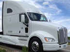 Dana's Test & Evaluation truck, a Kenworth T700 with a