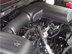 The Pentastar V-6 engine makes 305 horsepower and 269 pounds-feet, and