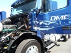 DME engine is based on Volvo D13 diesel. This prototype has