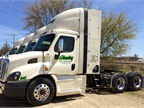 Ninety-two percent of Sheehy tractors pull the mail with CNG, and it