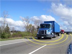 A truck's telematics unit acts as a communications hub,