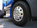 Steer tires run at or close to their maximum load all the time, even