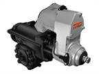 The ReAx electric drive is fully integrated into the body of the power