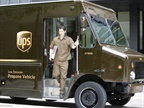 It's been a long-standing rule: Whether burning propane, gasoline, natural gas or diesel, engines in the parcel carrier's package cars are shut off when drivers leave to make a delivery or pick-up. Photo: UPS