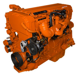 The Westport HD 15L LNG engine will be available in North America starting early 2013.