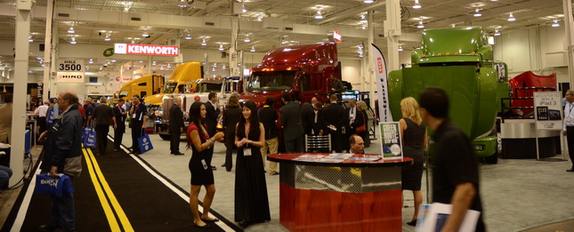Truck World takes place April 19-21 at the International Center, just north of the Toronto airport.