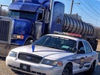 Trooper Builds Relationship with Truckers Through Facebook Page